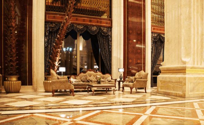 Lüks Otel Dekorasyonu